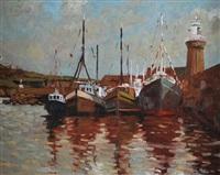 southern harbour by alex mckenna