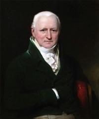 portrait of john brasher (1758-1836) gunsmith, half length by thomas lawrence