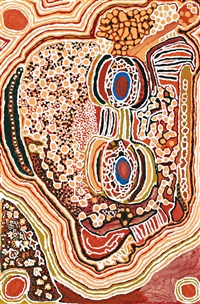wadulooma dreaming in the great sandy desert by nungurrayi muntja