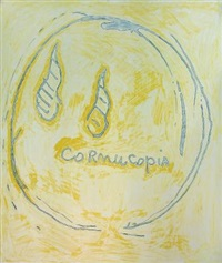 cornucopia by francesco clemente
