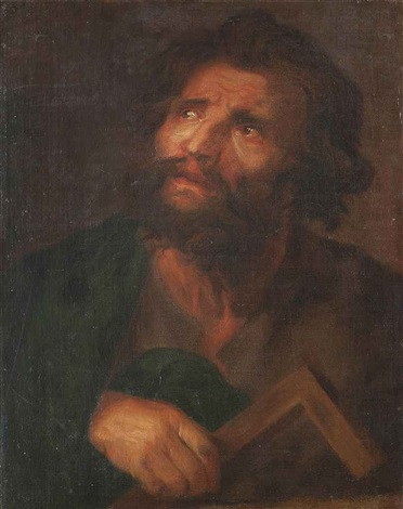 the penitent thief by benjamin robert haydon