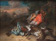 nature morte aux oiseaux by anonymous (18)