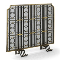 fire screen by charles piguet