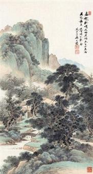 春山闲居 by qi dakui