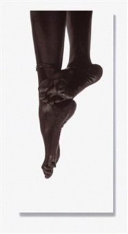 arabesque (pieds noirs) by gabriel martinez