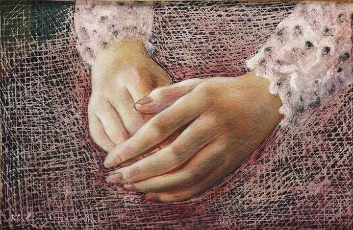 les mains by moïse kisling