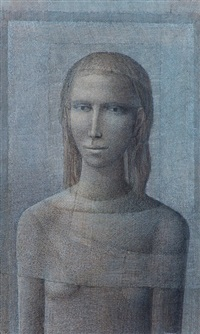 mujer joven by zdravko ducmelic