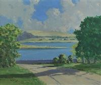 lake by william jackson