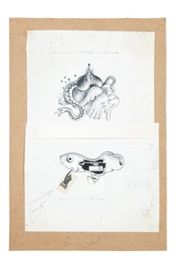 la poupée (2 works) by hans bellmer