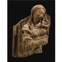 the madonna by niccolo dell' arco