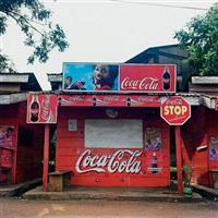coca cola shack, kampala, uganda by zoe leonard