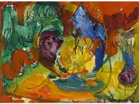 miller hill by hans hofmann