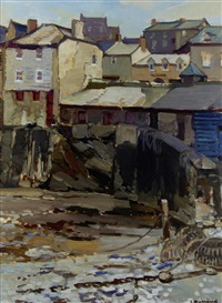 port isaac by leonard richmond