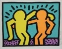 pop shop i by keith haring