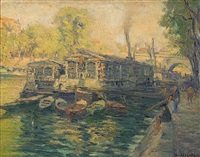 river boats by stelios miliadis