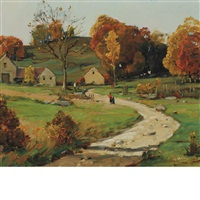 groton farm by anthony thieme
