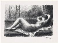 odalisque by pierre-auguste renoir