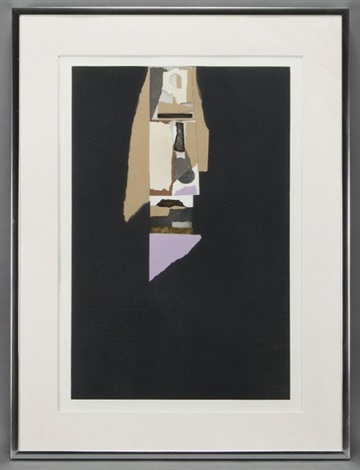 untitled v by louise nevelson