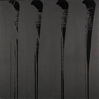 matt black and gloss by ian davenport