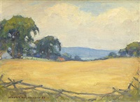 harvest bay of quinte by manly edward macdonald