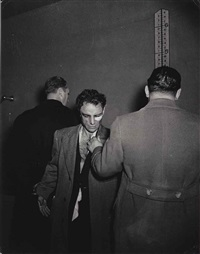 cop killer by weegee
