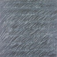 untitled (from on the bowery) by cy twombly