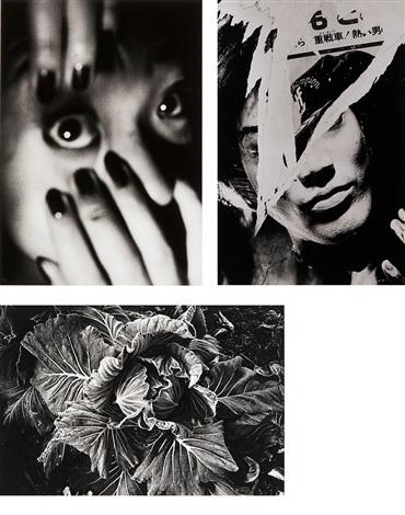 1 documentary 78 864 setagaya ku tokyo 2 poster nakano 3 cabbage 3 works by daido moriyama