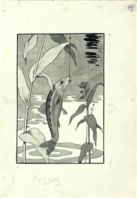 poisson by benjamin rabier