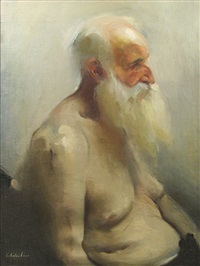 old man by constantin artachino