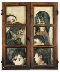 gente alla finestra by tino aime