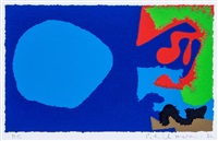 october 5th: 1982 by patrick heron