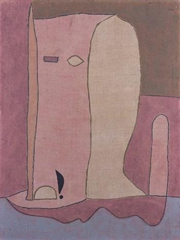 gartenfigur by paul klee
