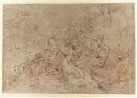 the stoning of saint stephen by giovanni battista paggi