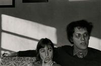arlene & alan distler by lee friedlander