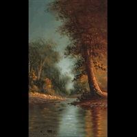 approaching fire by astley david middleton cooper