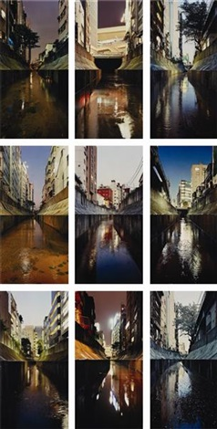 river series 9 works by naoya hatakeyama