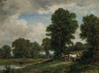 scenery at walden, orange co, ny by david johnson
