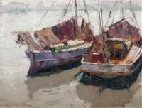 barcas ii by oscar antonio vaz
