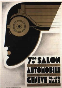 7me salon automobile/ genève by noel fontanet