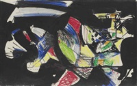 abstraction by hans hofmann