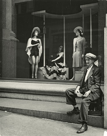altmans at 34th and fifth avenue by andreas feininger