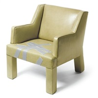 unique duct tape lounge chair by jason miller