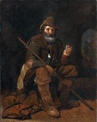 vieux pèlerin by michael sweerts