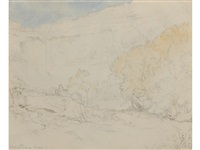john macham cove by john ruskin