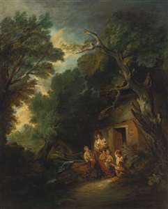 artwork by thomas gainsborough