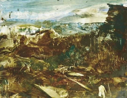 landscape by tibor csernus