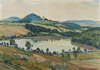 view of chvojen by ladislav sima