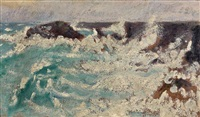 belle-ile by jean puy
