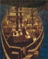 navio negreiro by candido portinari