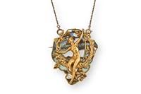 brooch/pendant by henri vever